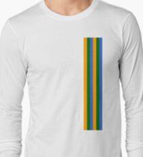bert stripes Long Sleeve T-Shirt