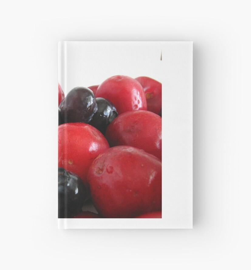 Blueberries & Cherries by Bouzz
