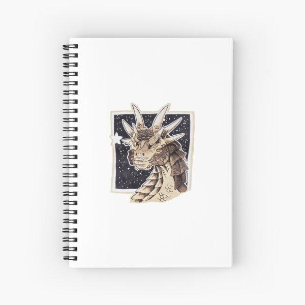Winking Dragon Spiral Notebook