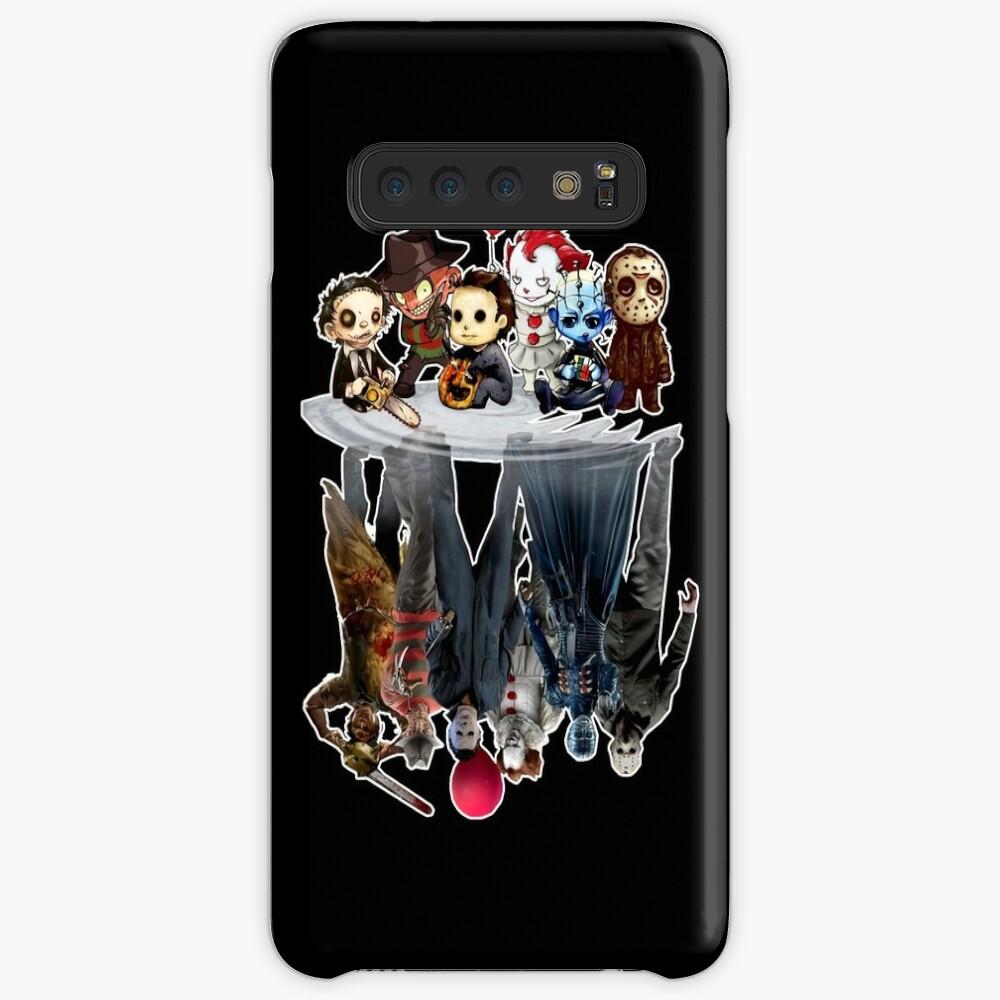 Horror Mashups: Horror Kids Reflections Case & Skin for Samsung Galaxy