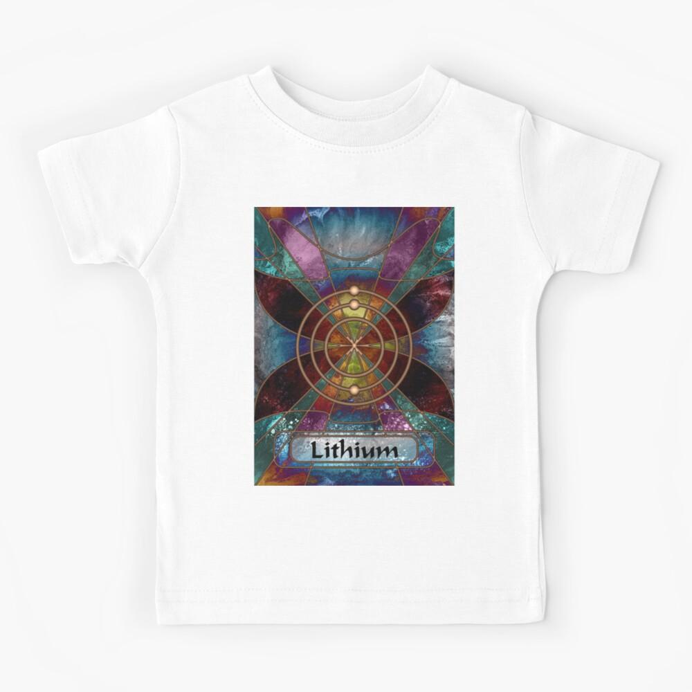 Element 3: Lithium Kids T-Shirt