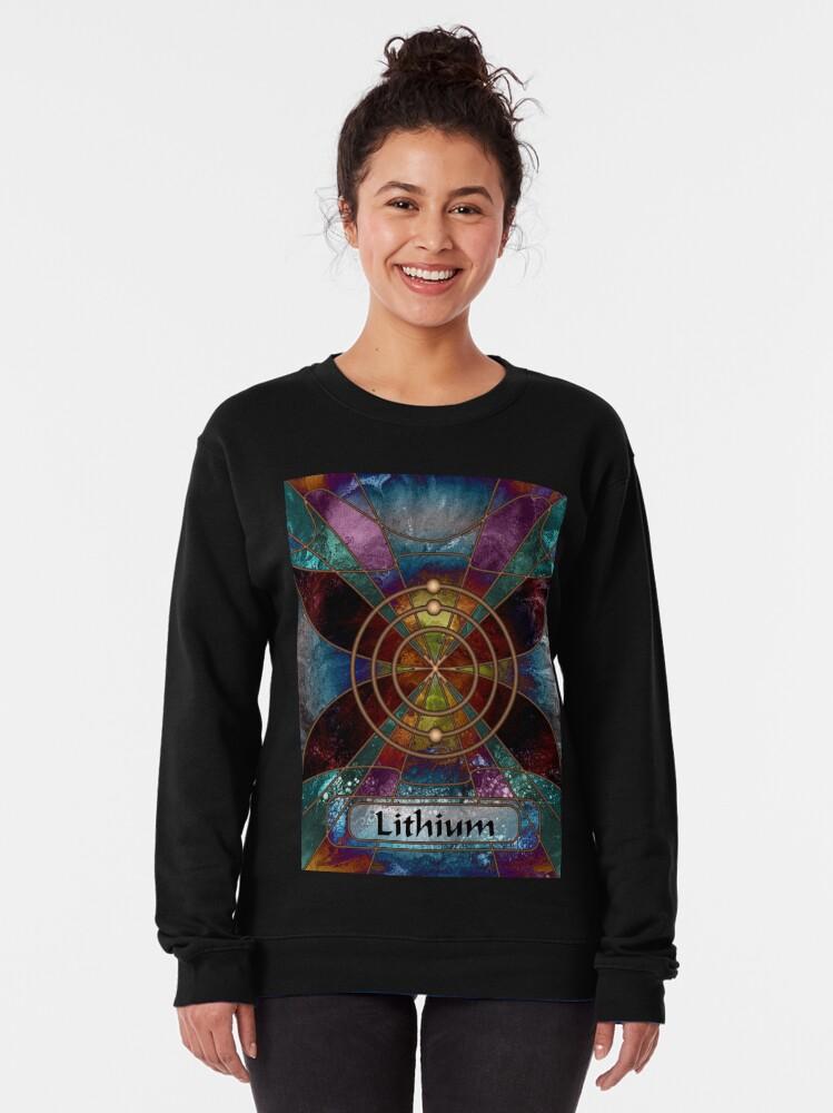 Alternate view of Element 3: Lithium Pullover Sweatshirt