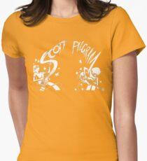 Scott Pilgrim's Precious Little Life Womens Fitted T-Shirt