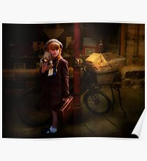 The Little Evacuee Poster