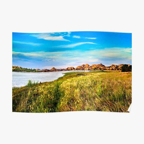 WATSON LAKE. Poster