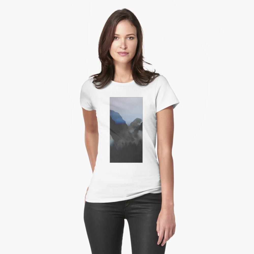 COV12 - MONOLITH Womens T-Shirt Front