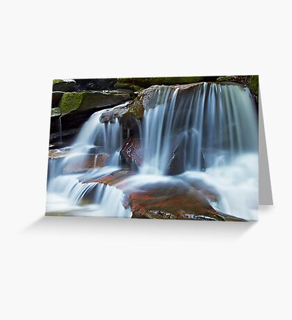 Rock Garden Greeting Card