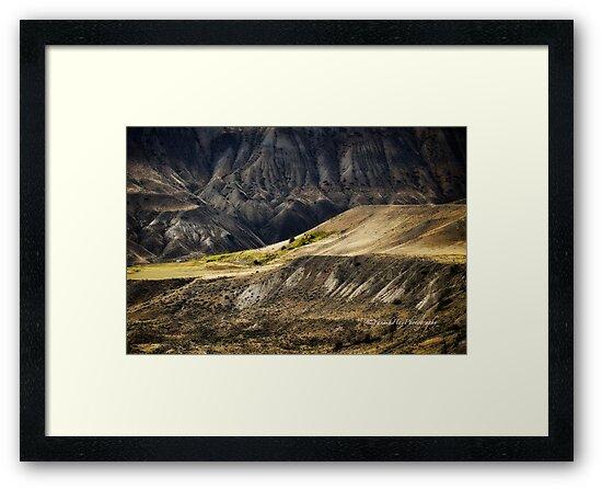 Ashcroft Badlands - British Columbia by Yannik Hay