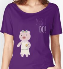 Yes I Do! - Bride Relaxed Fit T-Shirt