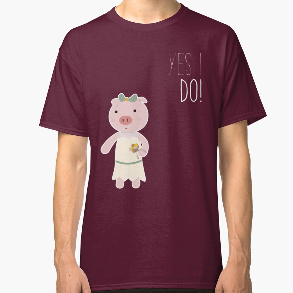 Yes I Do! - Bride Classic T-Shirt