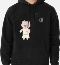 Yes I Do! - Bride Pullover Hoodie