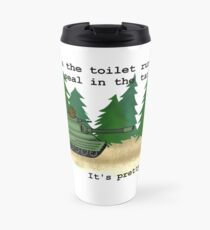 Bad Seal Travel Mug