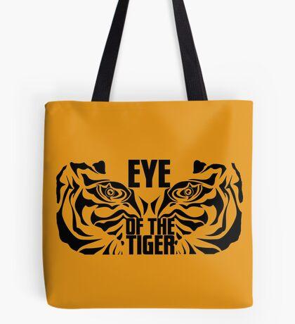 Eye of the tiger - Rocky Balboa Tote Bag