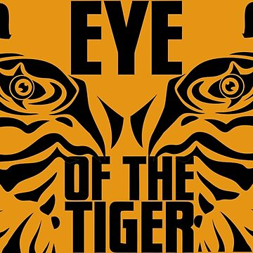 Eye of the tiger - Rocky Balboa by NeverGiveUp