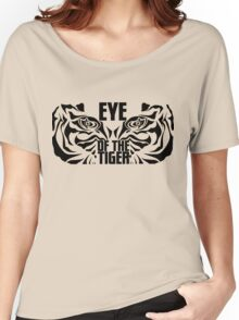 Eye of the tiger - Rocky Balboa Women's Relaxed Fit T-Shirt