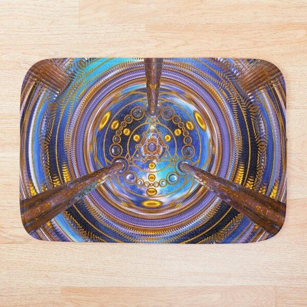 3rd Dimension Healing Code Bath Mat