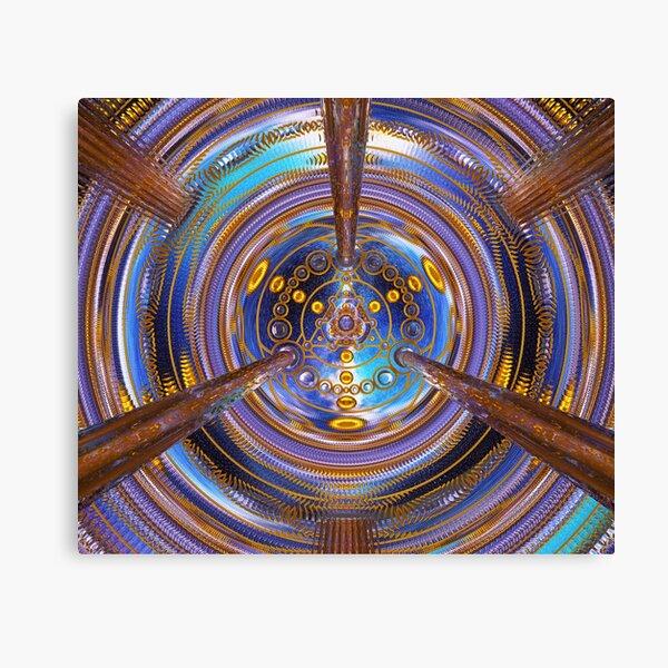 3rd Dimension Healing Code Canvas Print