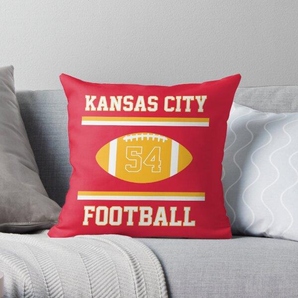 Kansas City Football 2020 Cool Super KC Fan Throw Pillow