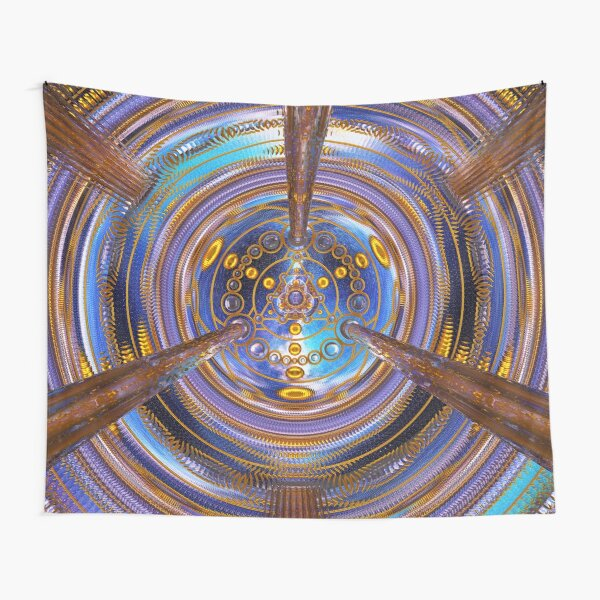 3rd Dimension Healing Code Tapestry