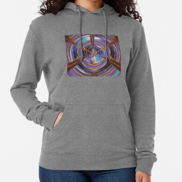 3rd Dimension Healing Code Lightweight Hoodie