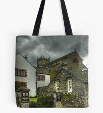 Hawkshead,Cumbria Tote Bag