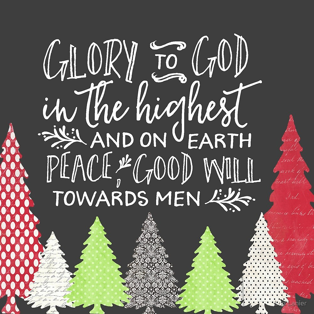 GlorytoGod Its Christmas by Lori Lanier