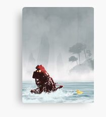 My Rubber Ducky Canvas Print