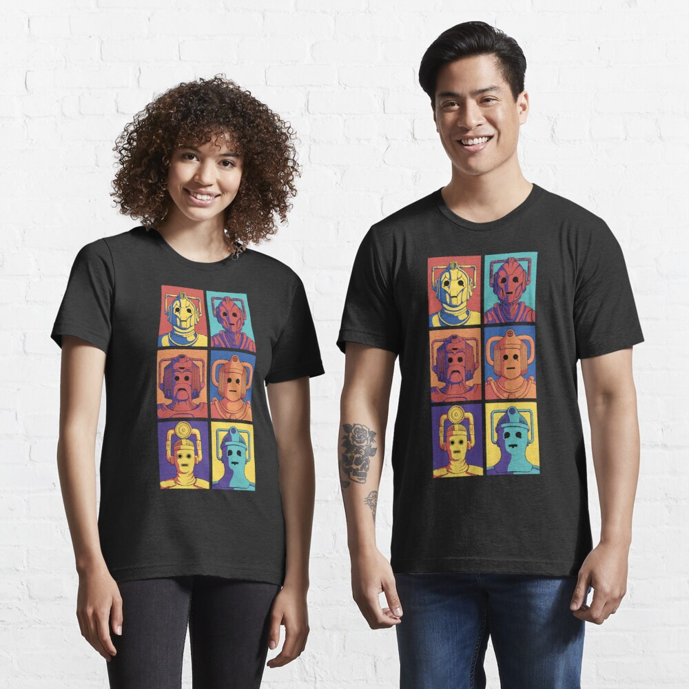 Cyberpop Evolution Essential T-Shirt