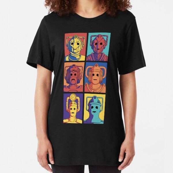 Cyberpop Evolution Slim Fit T-Shirt