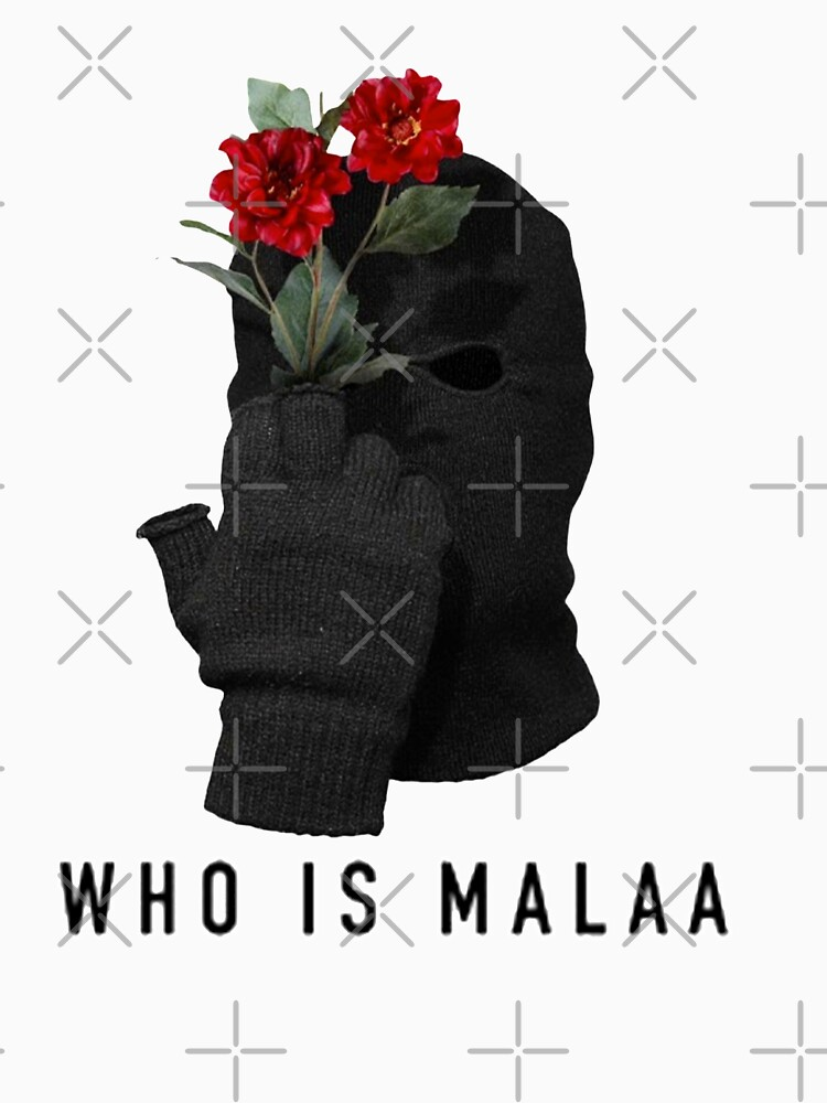 Who is Malaa with flowers by StreetGang