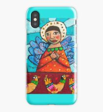 Madonna and her Lovebirds iPhone Case/Skin