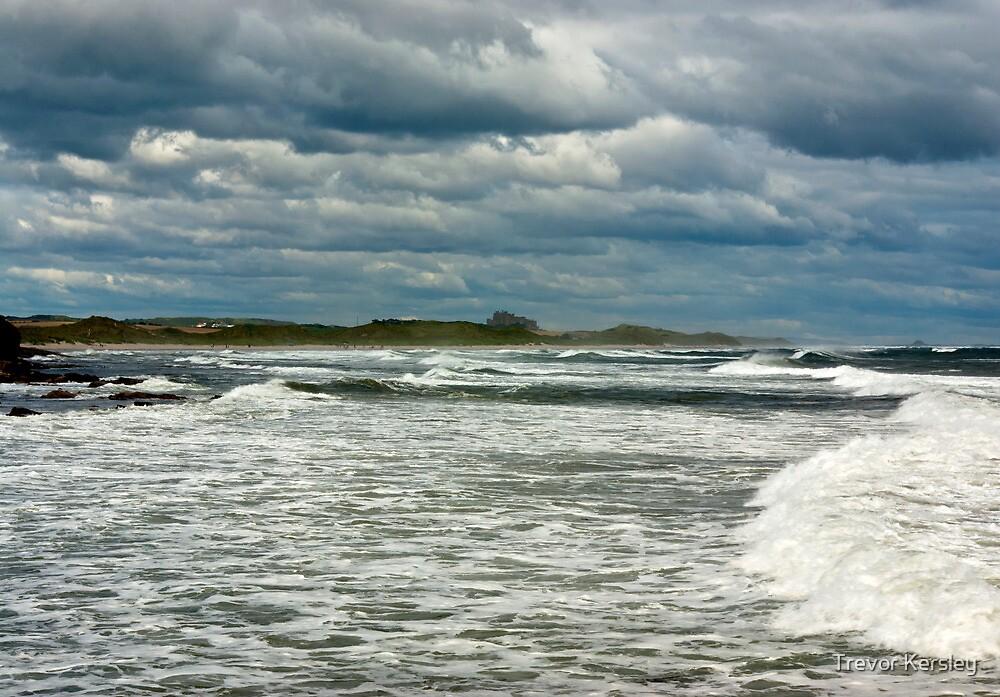 Waves by Trevor Kersley
