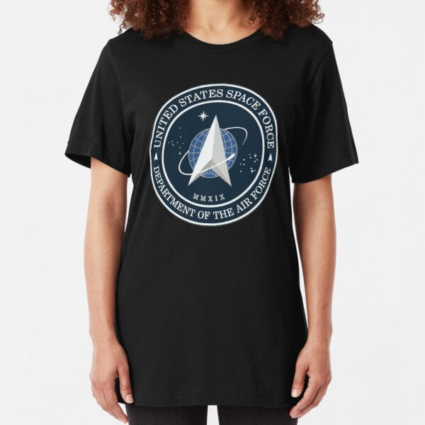 United states space force  Slim Fit T-Shirt