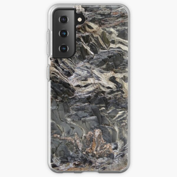 There's A World In There Samsung Galaxy Soft Case
