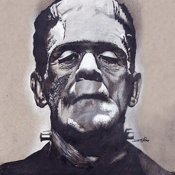 Frankenstein's Monster by TwoPopes