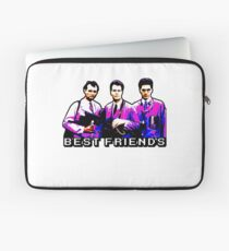 Best Friends - Spooks, Spectres, and Ghosts Laptop Sleeve