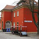Railway Station Chorin by orko