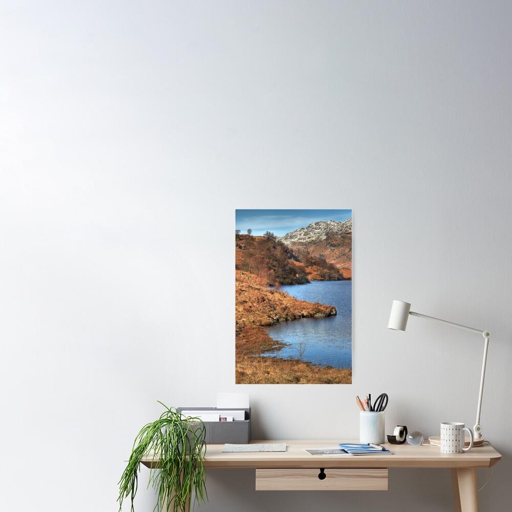 Katrine Colours Poster