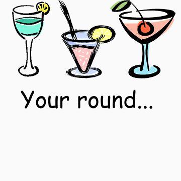 Drinks by eggnog
