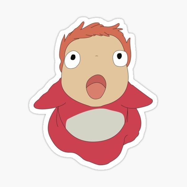Ponyo ham! Sticker