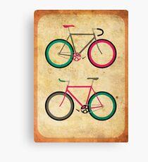 MGT Bikes ~ Series 3 Canvas Print