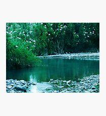 Tiny Lake Photographic Print