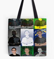 Pop Art: Me Tote Bag
