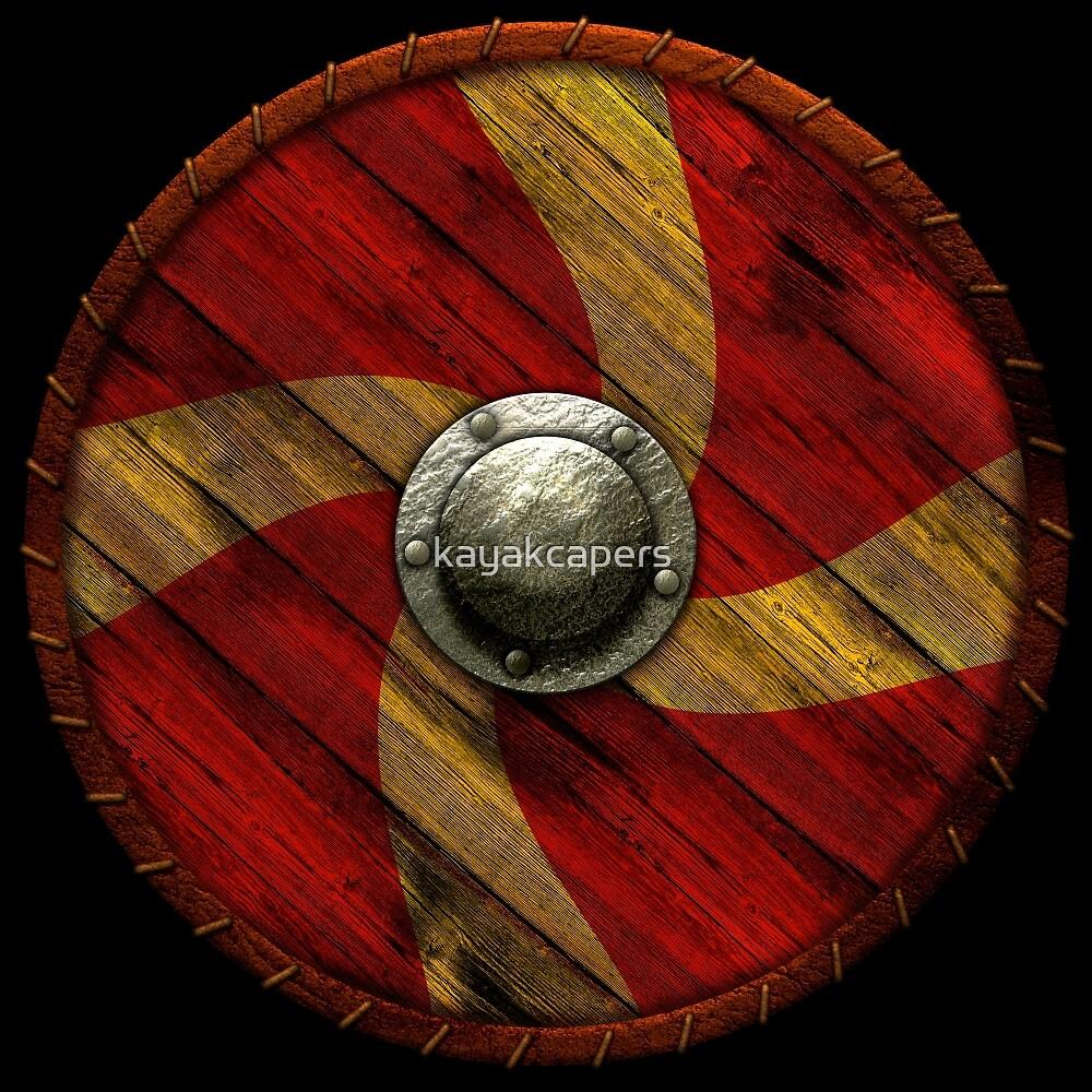 Viking Shield 3 by kayakcapers