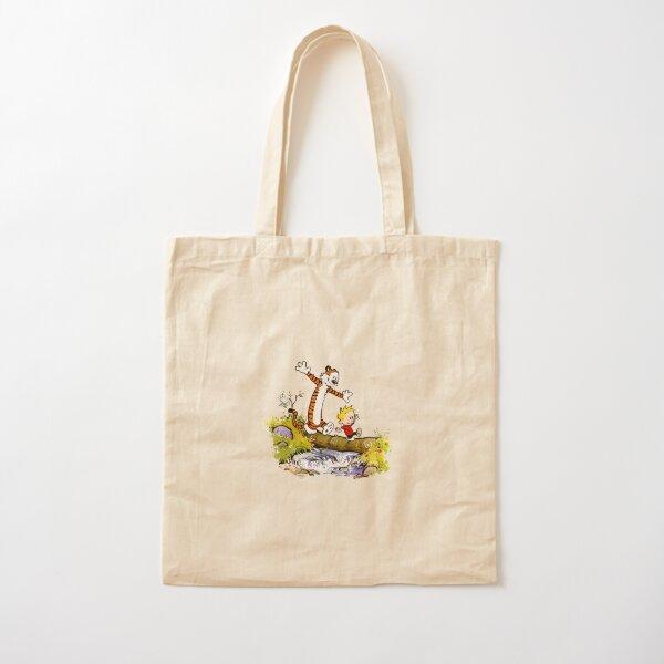 Calvin et Hobbes Bill Watterson Tote bag classique
