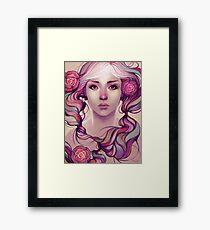 Caira Framed Print