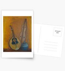Strings Postcards