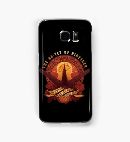 All Things Serve the Beam Samsung Galaxy Case/Skin
