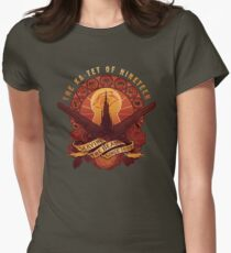 All Things Serve the Beam Women's Fitted T-Shirt