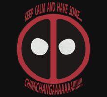 Deadpool - Chimichanga